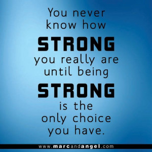 Quotes About Pain And Strength