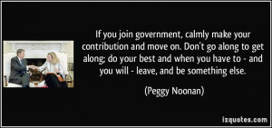 calmly make your contribution and move on. Don't go along to get along ...