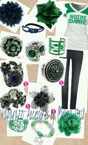 ... your style while cheering for your team Paparazzi Accessories $5 each