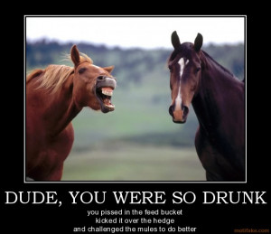 Dude You Were So Drunk Quotes Picture