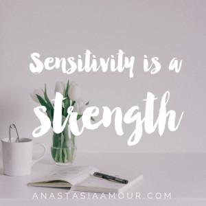 sensitive quotes
