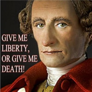 Patrick Henry: Liberty or Death Speech