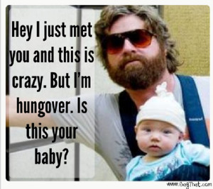 Hangover Funny Quotes and Sayings