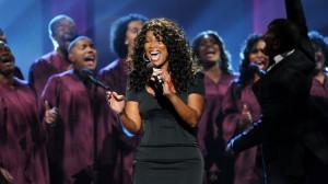 Yolanda Adams Whitney Houston tribute