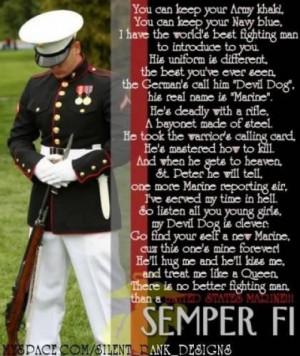 Happy 239th Birthday Marine Corps!