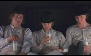 Clockwork Orange: La naranja mecanica (1971)