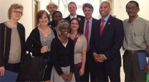 Network Visits Washington to Fight for HUD Programs Attend NAEH