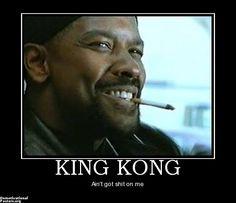Denzel Washington in Training Day (2001).