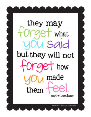 Great quote to remember! Always be kind Maddy...even when it's hard to ...