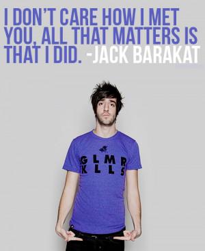 jack barakat quotes