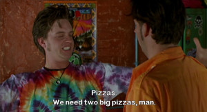 pizza in the movies