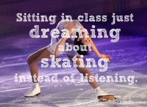 Figure Skating Quotes Inspiration Figure skating quotes