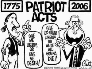 The dichotomy between liberty and so-called safety (or, in modern ...