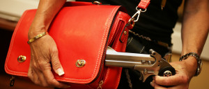 Concealed carry purses aren't as ugly as they used to be. (Photo ...