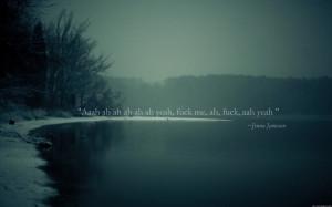 8bitwinning:Because beautiful scenery needs inspirational quotes.