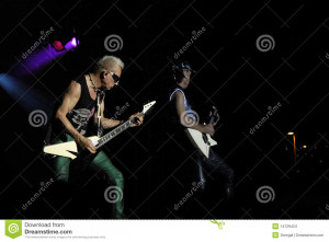 Jabs The Scorpions Band