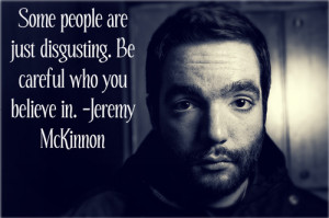 Jeremy Mckinnon Quotes Jeremy McKinnon Quotes