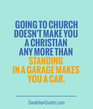Practice wat u preach...