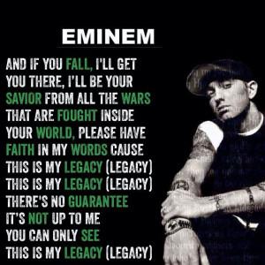 ... Eminem #FAVORITEQuotes Funny, Songs Quotes, Rap Quotes, Eminem Quotes