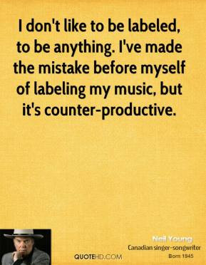 Labeling Quotes