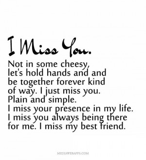 my best friend quotes i miss my best friend quotes i miss my ...
