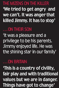Grieving parents attack 'Angry Britain' as teenage thug is jailed for ...