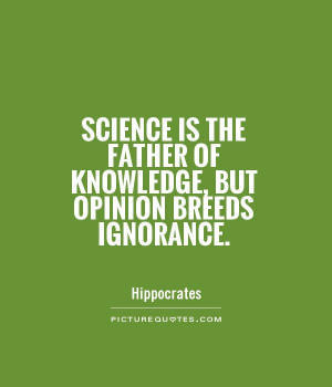 Ignorance Quotes Ignorance picture quote #1