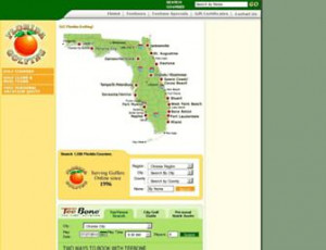 floridagolfing.com Florida Golf Course guide and tee time and golf