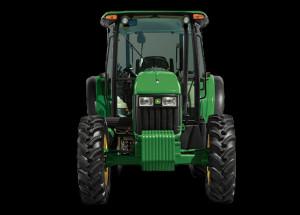 John Deere 5095MH Hi-Crop Tractor Specialty Tractors JohnDeere.com
