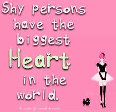 shy crush quotes