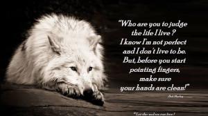 Wolves Hidden Beauties ×♥×