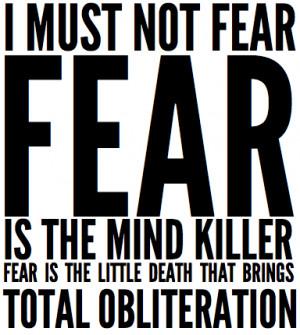 Tags: BigText , Dune , Fear , Wallpaper