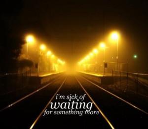 Tags: waiting