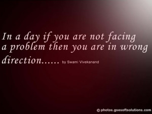 Quotes About Facing Your Problems
