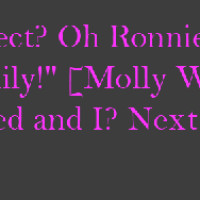 Molly Weasley Fred Weasley and George Weasley