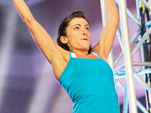 Kacy Catanzaro's American Ninja Warrior Blog : Houston