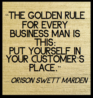 Top 10 Business Quote For You: The Golden Rule For Every Business Man ...