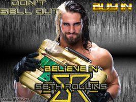 Seth Rollins wallpaper by WWEDoubleM