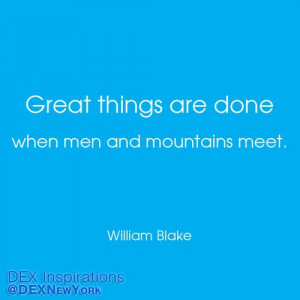 They make things happen!
