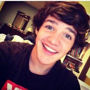 Aaron Carpenter aka my future husband