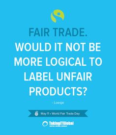 Fair Trade Day More