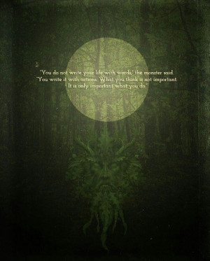 ... Monster Calls Quotes, Patricks Ness, Book Quotes, Bookish Quotes