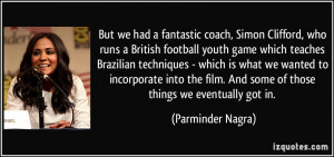 Youth Football Quotes