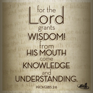 Verse of the Day http://air1.com/Faith/VerseOfTheDay/: Carrie Wisdom ...