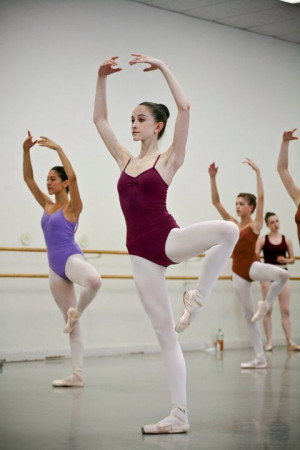 ... her internationally acclaimed ballet famous ballet body workouts