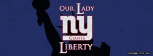 Click below to upload this New York Giants Cover!