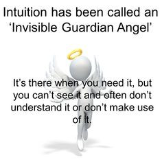 ... Intuition e-learning course. http://www.forward-change.com/Intuition
