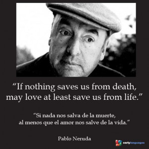 ... , Pablo Neruda, the Chilean poet and Nobel prize winner, passed away