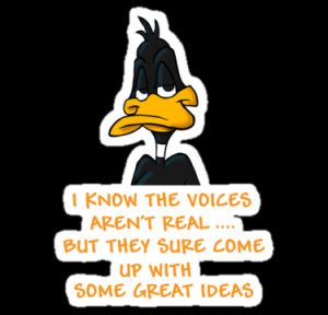 Daffy Duck Quotes...