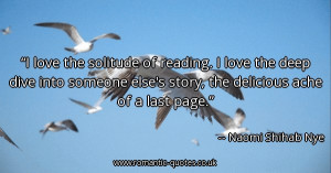 love-the-solitude-of-reading-i-love-the-deep-dive-into-someone-elses ...